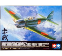 Tamiya - A6M5 Zero