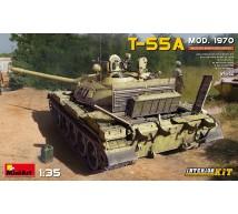 Miniart - T-55A Mod 1970 & interior