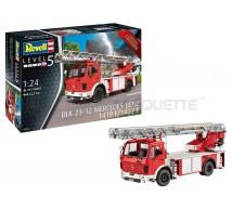 Revell - DLK 23-12 Mercedes 1419F/1422F Pompier