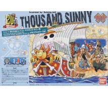 Bandai - One Piece Thousand Sunny Memorial Color (0219771)