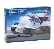 Italeri - Combo X-32A & X-35B