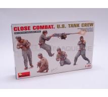 Miniart - US Tank crew Close combat