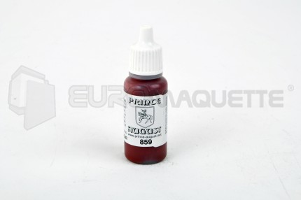 Prince August - Rouge noir 859 (pot 17ml)