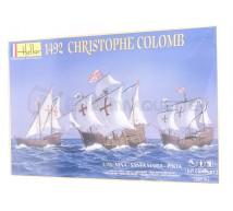 Heller - Coffret Christophe Colomb