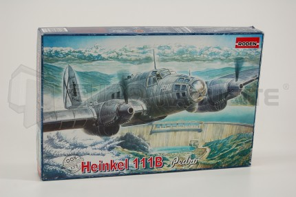 Roden - He 111 B