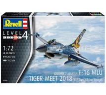 Revell - F-16MLU 31 Tigers