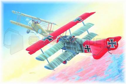 Eduard - Fokker DR I