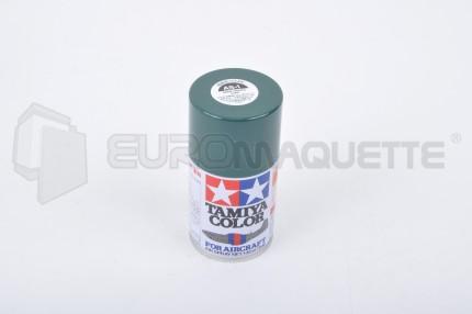 Tamiya - Vert Foncé All. Mat AS-1 (bombe 100ml)