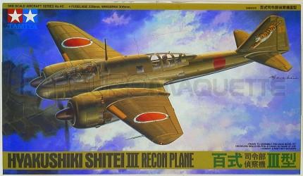 Tamiya - Ki-46 III Dinah
