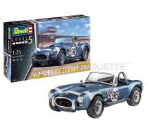 Revell - Coffret AC Cobra