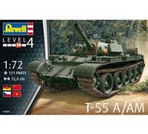 Revell - T-55 A/AM