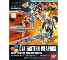 Bandai - HG GYA Eastern weapons (0207606)