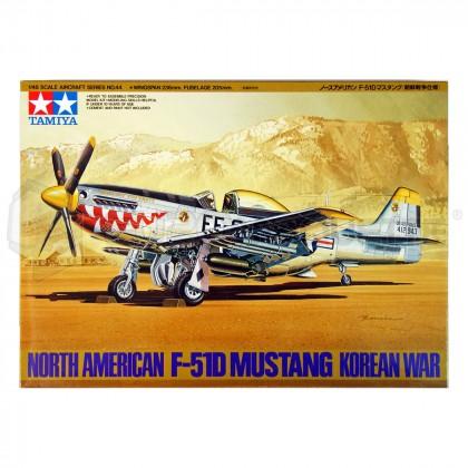 Tamiya - F-51 D Mustang Corée