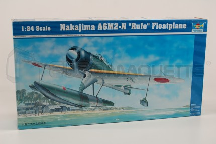 Trumpeter - A6M2b Zero float plane