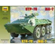 Zvezda - BTR-70 & MA7 turret