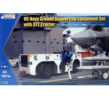 Kinetic - USN ground supporting equipment & STT Tractor