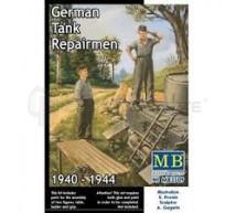 Master Box - German tank Mécanos