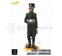 Hat - Wurttemberg Jaeger command