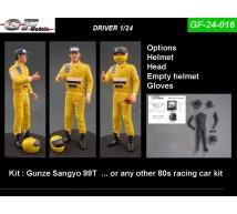 Gf Models - Senna '90