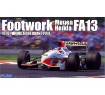 Fujimi - Footwork FA13 & detail set