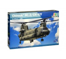 Italeri - CH-47F Chinook