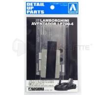 Aoshima - Lamborghini Aventador detail set
