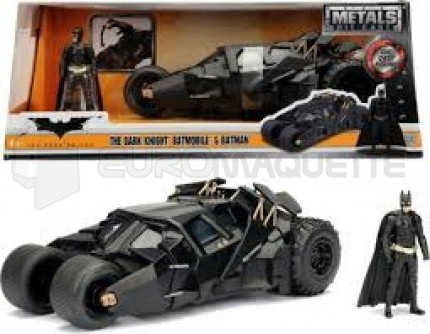 Jada - Batmobile Dark Knight (die cast)