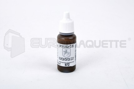 Prince August - Marron chocolat 872 (pot 17ml)