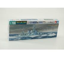 Tamiya - HMS Hood 1/700