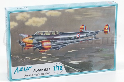 Azur - Potez 631 night fighter