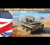 Gecko models - British ATMP & Rescue Stretcher
