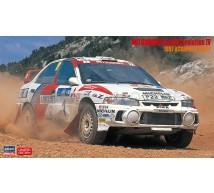 Hasegawa - Lancer Evo IV WRC 1997 Acropolis Rally