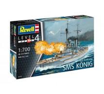 Revell - WWI SMS Konig