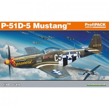 Eduard - P-51D-5 Mustang (Profipack)
