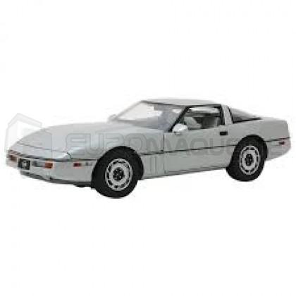 Greenlight - Corvette C4 1984 grise