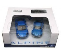 Solido - Coffret ALpine A110 & Alpine 1800S