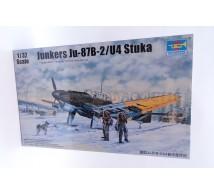 Trumpeter - Ju-87B-2/U4 & Skis