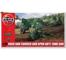 Airfix - BrenCarrier & 6PDR gun