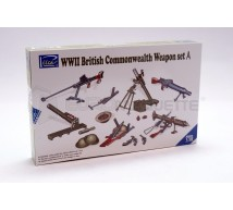 Riich Models - Armement Britannique set A