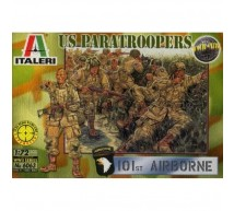 Italeri - U.S. Paratroopers