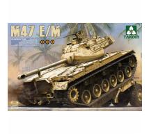 Takom - M47 E/M