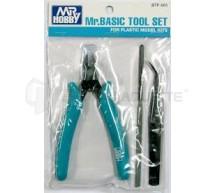 .Bandai - Mr Hobby set d'outils Gunpla