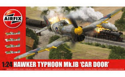 AIRFIX - Hawker Typhoon Mk.Ib car door