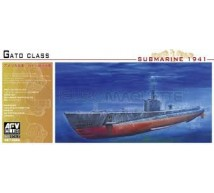 Afv Club - USS Gato 1941