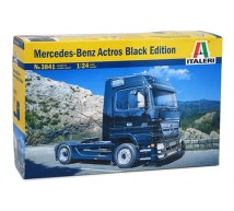 Italeri - Actros Black Edition