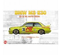 Platz nunu - BMW M3 Gr A 91 Auto Tech