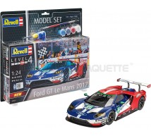 Revell - Coffret Ford GT LM 2017
