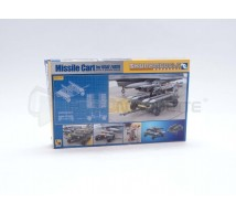 Skunkmodels - US/NATO missiles carts & crew