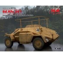 Icm - SdKfz 261 Radio