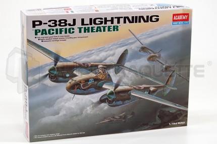 Academy - P-38J Lightning